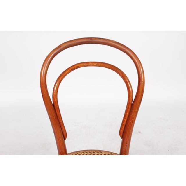 1910 Thonet Model 14 Bentwood Chairs - A Pair - Image 4 of 10