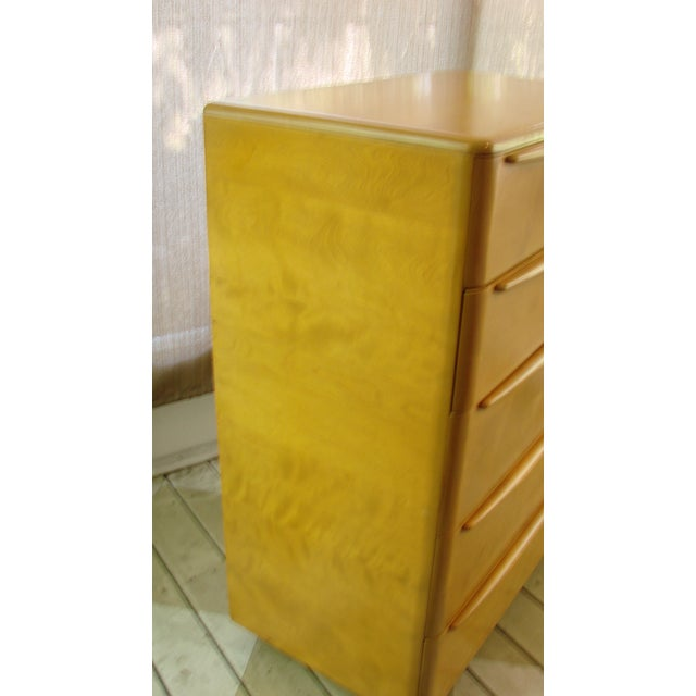 Heywood Wakefield Mid-Century Chest of Drawer For Sale In Tampa - Image 6 of 11