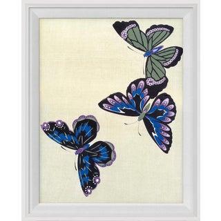 Kono Butterflies 20, Framed Artwork For Sale