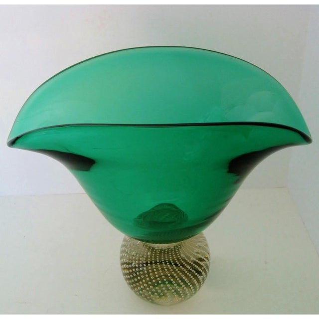 Vintage Erickson Glass Vase - Image 3 of 6