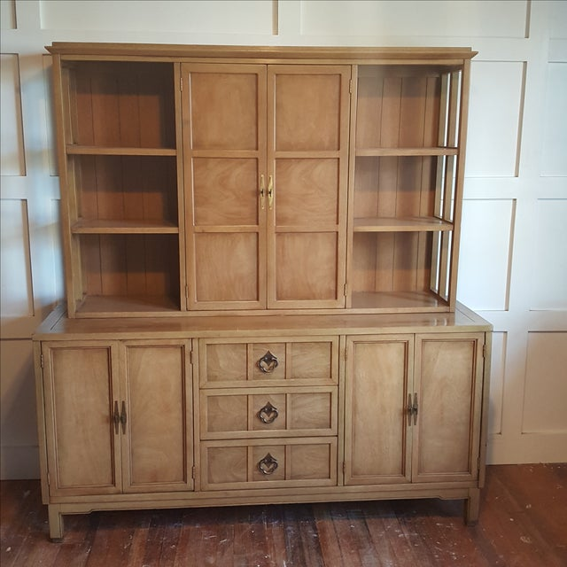Gershun for American of Martinsville 2-Piece Hutch - Image 2 of 10