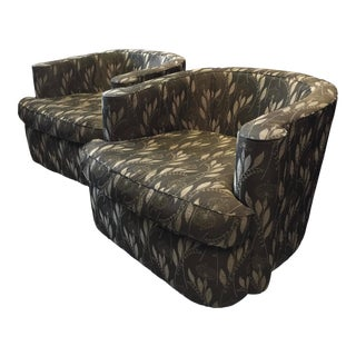 Alexis Swivel Club Chairs For Sale