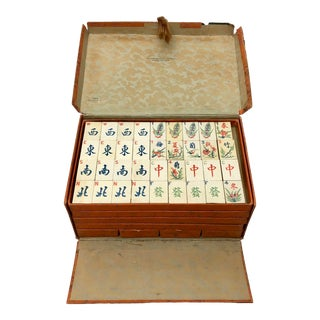 Antique Mah Chiang Set For Sale