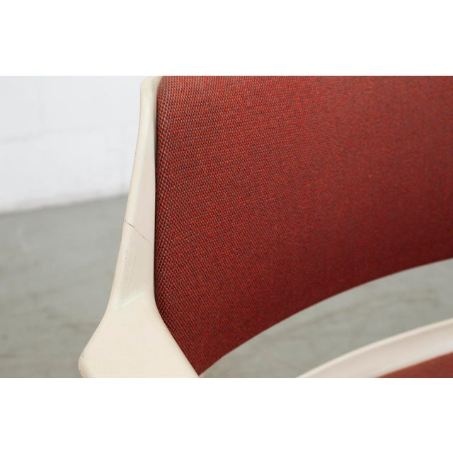 1970s A.R. Cordemeijer Gispen Chair - Image 8 of 10