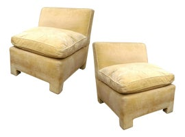Image of Slipper Chairs Sale