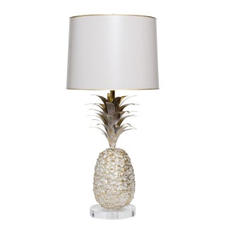Stray Dog Designs Pineapple Table Lamp For Sale