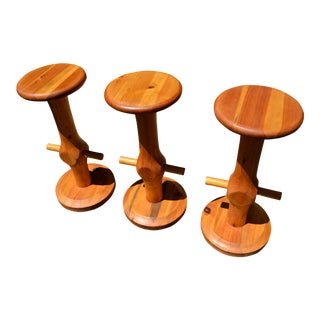 Anders Andersson Bar Stools - Set of 3