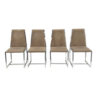 Mid-Century Italian Modern Dining Chairs For Sale