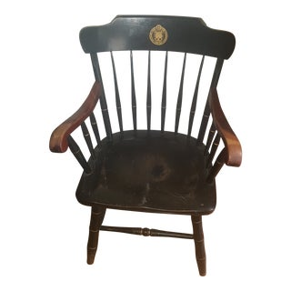 Vintage Mid-Centry S. Bent & Bros Arm Chair For Sale