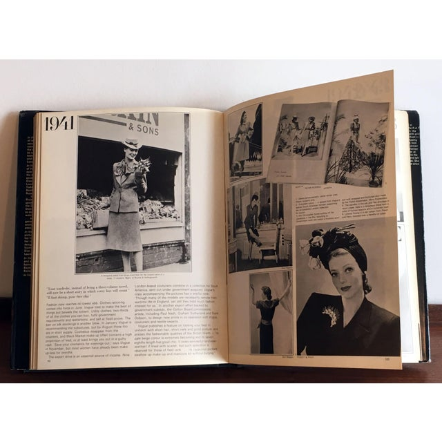 1970s In Vogue: Sixty Years of International Celebrities and Fashion From British Vogue Coffee Table Book For Sale - Image 5 of 10