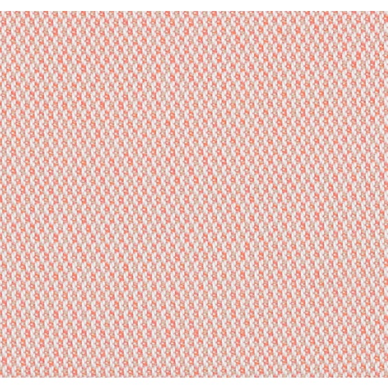 Not Yet Made - Made To Order Alex Outdoor Lounge Side Club Chair, Pink Upholstered Sunbrella with Pink Stainless Steel Powder Coated Base For Sale - Image 5 of 6