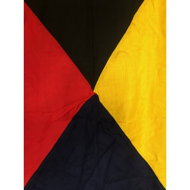 """""""Z"""" Maritime Signal Flag For Sale - Image 4 of 6"""