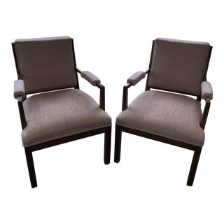 Pair of Darling Chairs For Sale