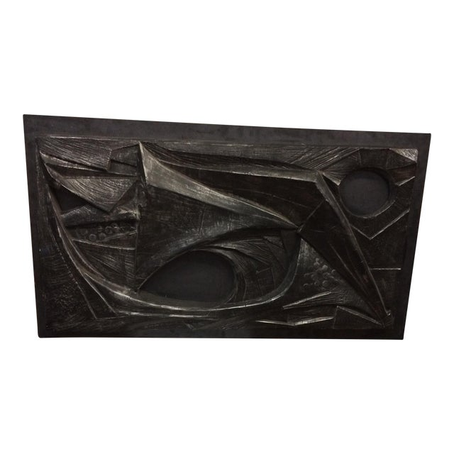 Sculpture - Sculptural Frieze - Image 1 of 10