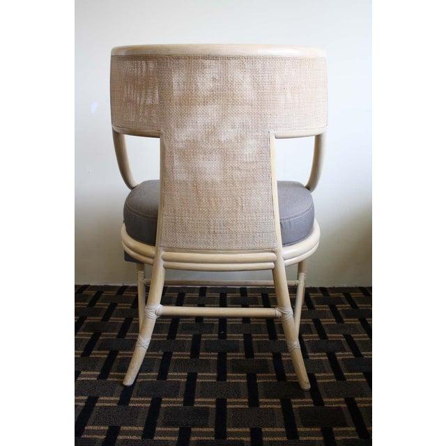 Barbara Barry Beechwood Arm Chair - Image 5 of 7