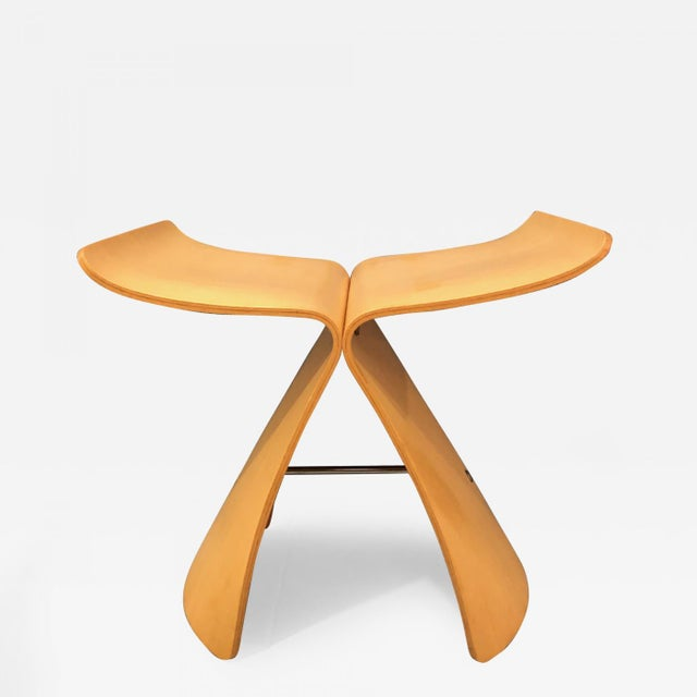 Sori Yanagi Butterfly Stool For Sale In New York - Image 6 of 6