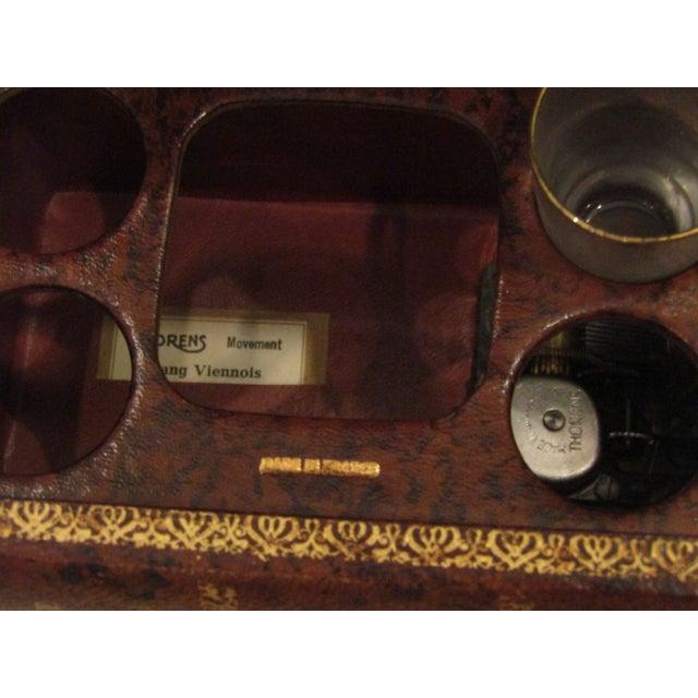 Antique French Thorens Mechanical Music Box - Image 5 of 5