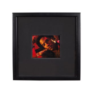 Polaroid Test Image of Lenny Kravitz by Denise Tarantino for Dah Len Studios For Sale