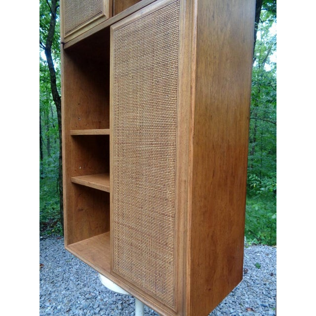 Wood Jack Cartwright for Founders Wall Cabinet For Sale - Image 7 of 13