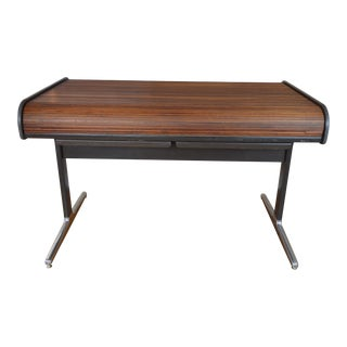 George Nelson for Herman Miller Action Office Rolltop Desk For Sale