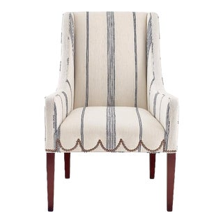 Chelsea Chair in Grey For Sale