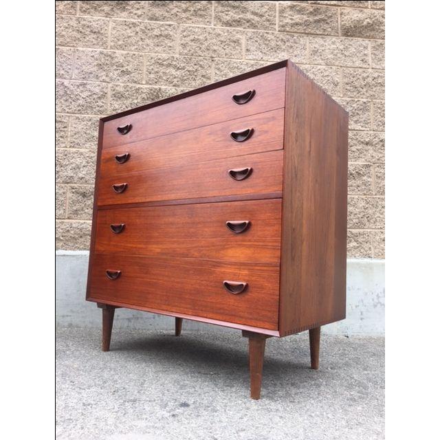 Peter Hvidt Danish Modern Dresser - Image 3 of 6