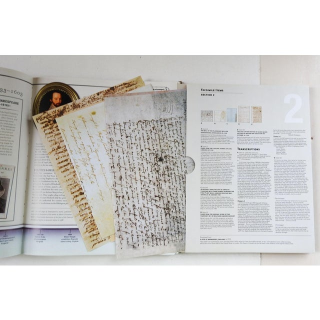 Brown National Geographic History Book: An Interactive Journey For Sale - Image 8 of 13