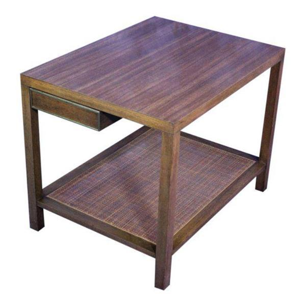 Harvey Probber Mid-Century Modern End Table For Sale - Image 10 of 10