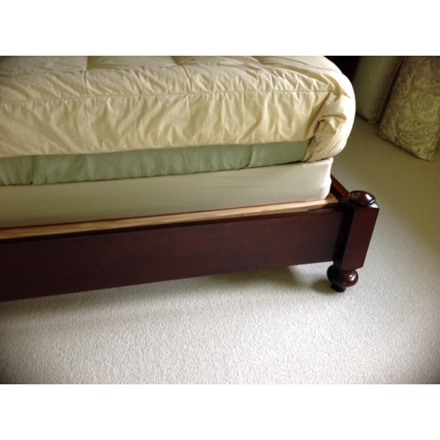Restoration Hardware Camden Queen Bed - Image 5 of 6