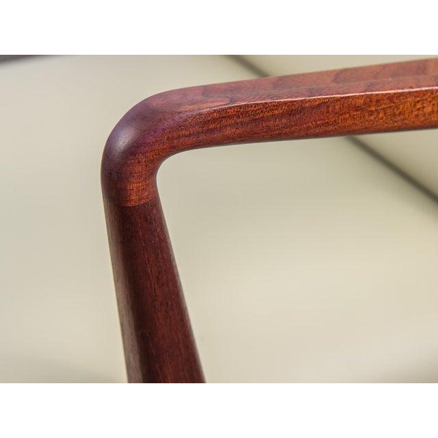 Jens Risom Model 108 Walnut Side Chairs - Image 7 of 11