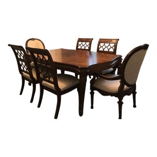 Drexel Heritage Tuscan Dining Set For Sale