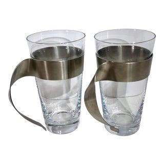 Villeroy & Boch Latte Coffee Mugs - A Pair For Sale