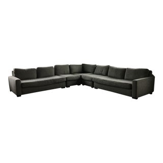 Restoration Hardware Large Sectional Sofa For Sale
