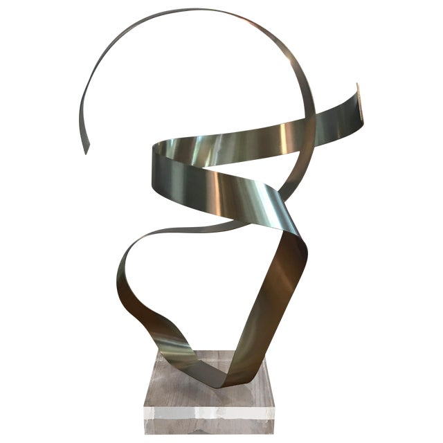 Abstract Extra Large Dan Murphy Sculpture For Sale
