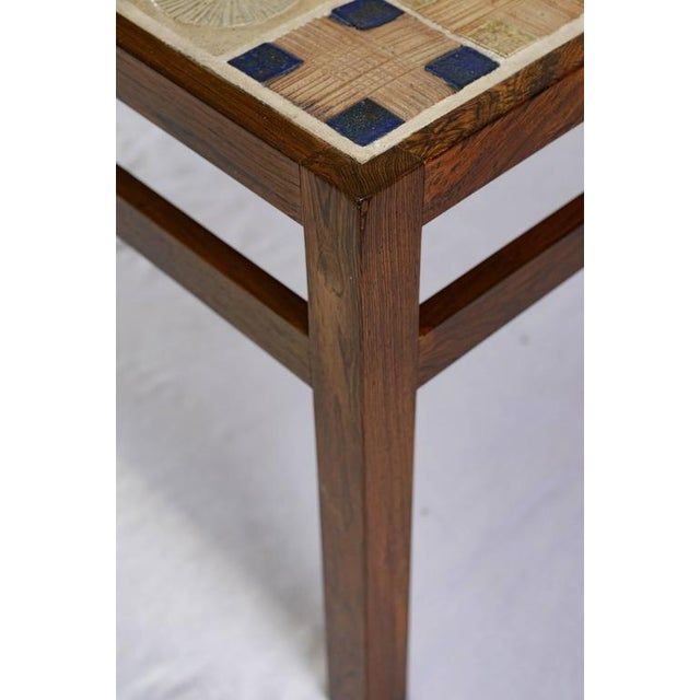 Tue Poulsen Tile Coffee Table For Sale - Image 9 of 10