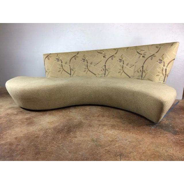 Vladimir Kagan Biboa Serpentine Sofa - Image 2 of 10