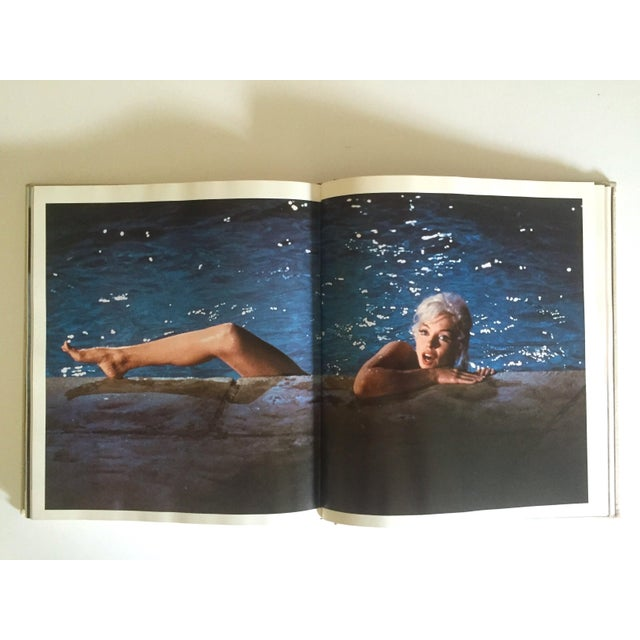 """ Marilyn Biography "" Norman Mailer Vintage 1973 Rare 1st Edtn Iconic Collector's Photography Book For Sale - Image 10 of 13"