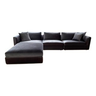 Rove Concepts Milo Modular Sectional With Ottoman For Sale