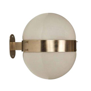 1960s Sergio Mazza 'Clio' Sconce for Artemide For Sale