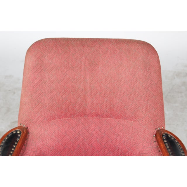 1960s Danish Modern-Style Armchairs - A Pair - Image 4 of 10