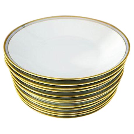 Mid-century Soup Bowls - Set of 12 - Image 1 of 8