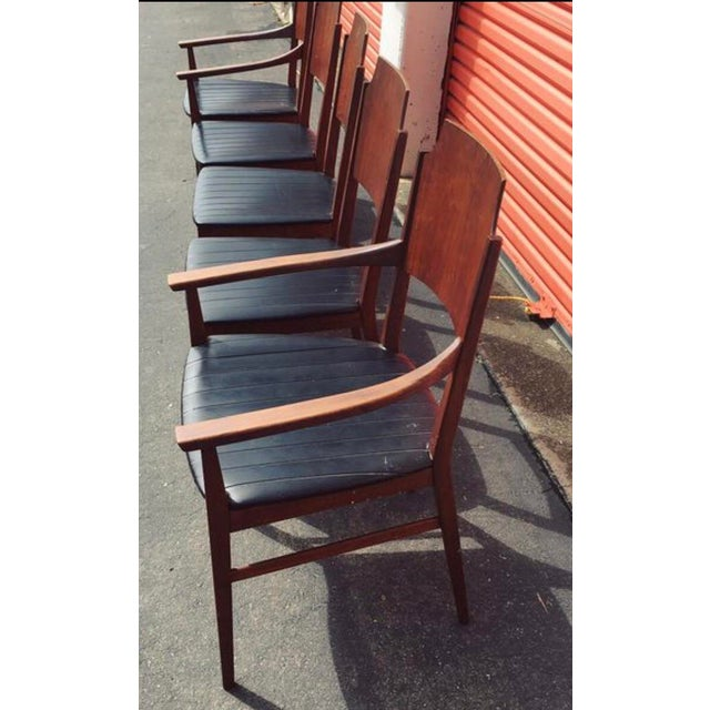 Paul McCobb Mid-Century Modern Paul McCobb Dining Chairs- Set of 5 For Sale - Image 4 of 7