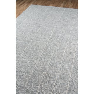 "Erin Gates by Momeni Easton Congress Grey Indoor Outdoor Hand Woven Area Rug - 5' X 7'6"" Preview"