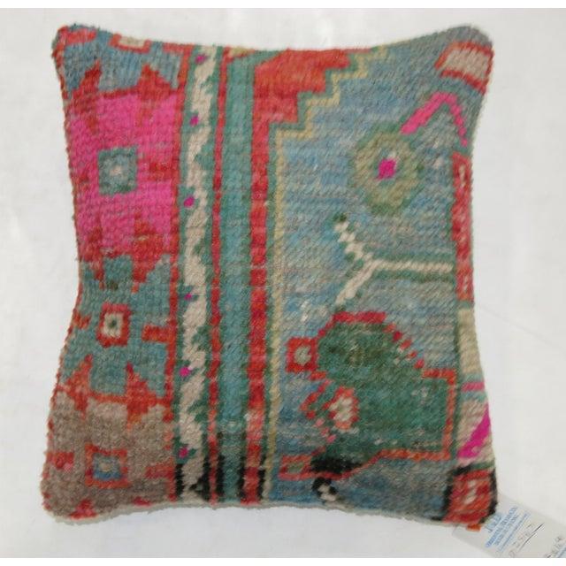 Boho Chic Rug Pillow - Image 2 of 3