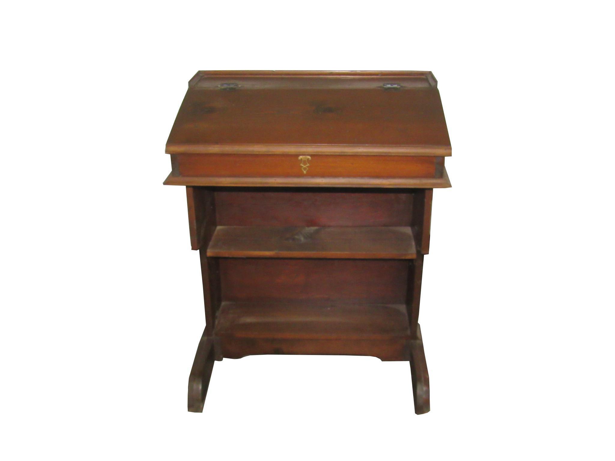 lift top desk. Rustic Farmhouse Lift Top Desk L