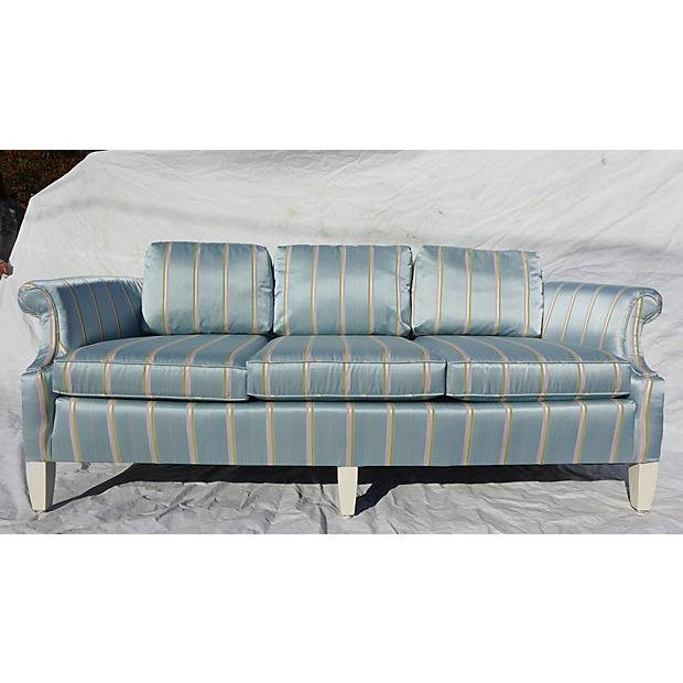 French -Style Petite Sofa - Image 6 of 6