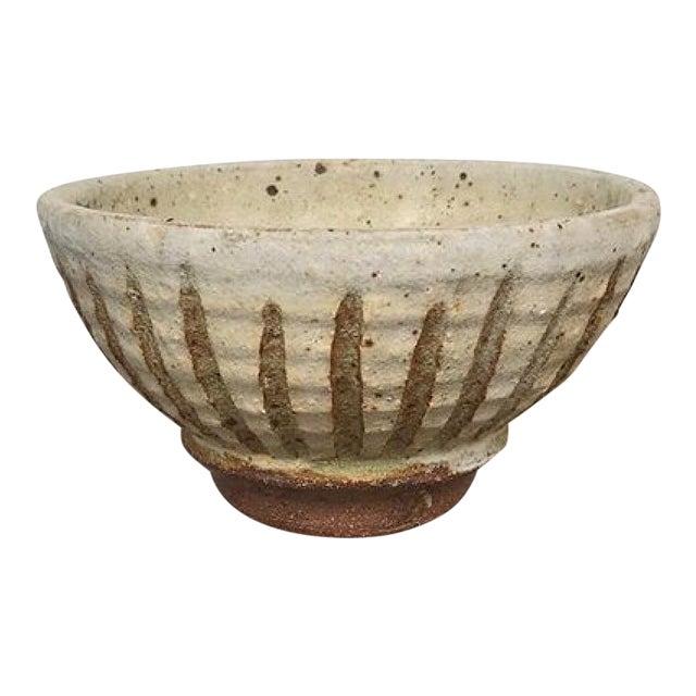 Mid Century Rustic Studio Pottery For Sale