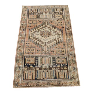 Antique Southwestern Persian Rug - 4'4''x 7'10'' For Sale