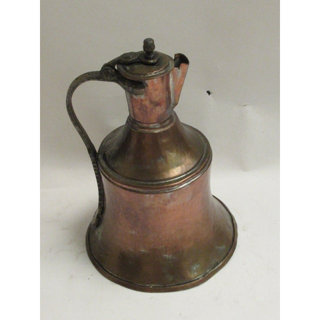 1910s Farmhouse Water Pitcher For Sale - Image 5 of 10