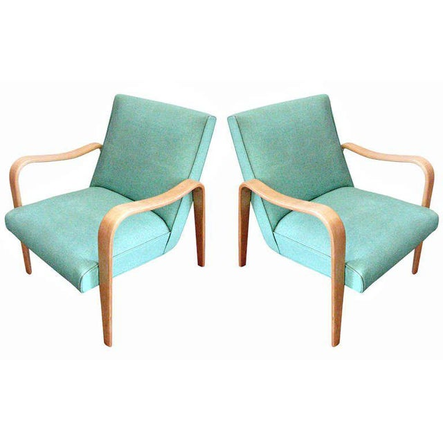 Pair of Thonet Bentwood Armchairs - Image 2 of 6